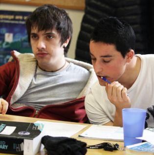 Classes at ISE Brighton